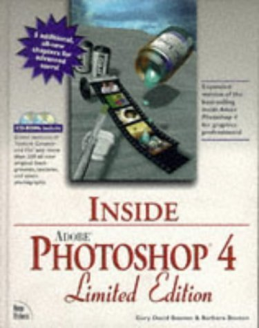 Inside Adobe Photoshop 4: Limited by Gary David Bouton (1997-08-01)