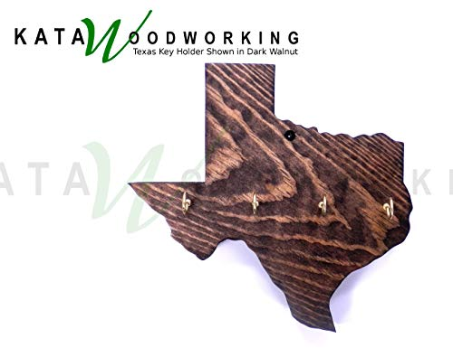 Texas Key Holder wall mounted for wall Mount - ()