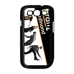 Special Lovely Nostalgic Samsung Galaxy S3 9300 Cell Phone Case Covers Black Franz Ferdinand Benefit Cool LHWANGN024625