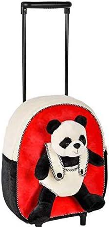 DollarItemDirect 12 inches Panda Travel Bag Case of 6