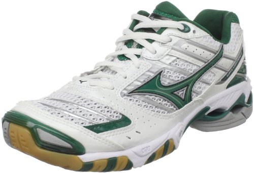 green volleyball shoes
