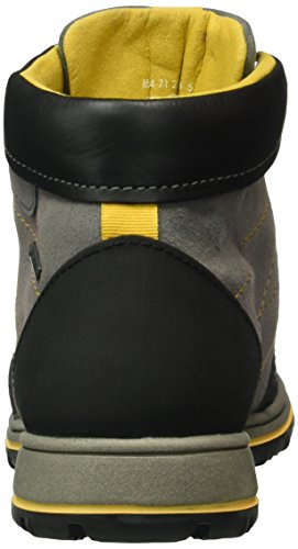 camel active Slalom Gtx 71, Botines para Mujer Gris (ash/black 01)