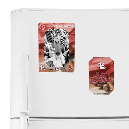 OKSLO St. Louis Cardinals WinCraft Vertical Photo Frame Magnet - No Size