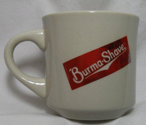 urma Shave (Burma Shave Mug)