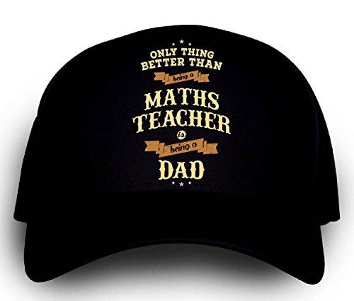 Teacher Trucker Hat (Better Than Being A Maths Teacher Is Being A Dad -)