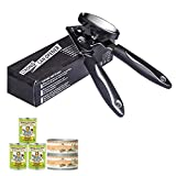 Can Opener, Professional Stainless Steel Manual can Opener