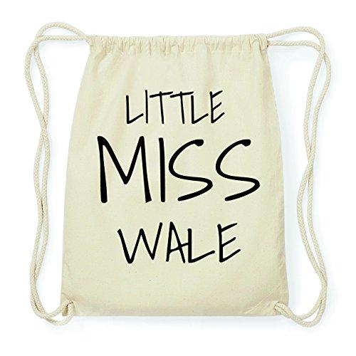 JOllify WALE Hipster Turnbeutel Tasche Rucksack aus Baumwolle - Farbe: natur Design: Little Miss 9nQ8nm