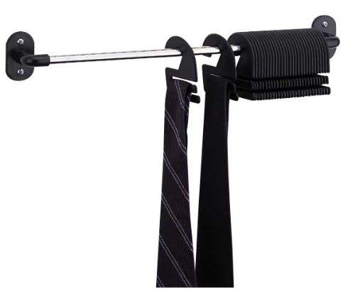 Mounted Tie (Organize It All Mounting Tie Organizer (1314W))