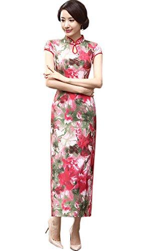 Chinese Long Dress - 5