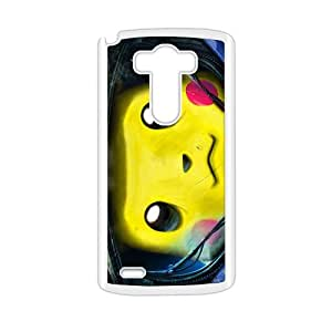 Cartoon Anime Pokemon Pikachu Phone Case for LG G3 by Maris's Diary