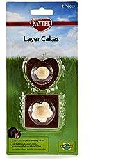 Kaytee 2 Count Chew Toy, Layer Cakes