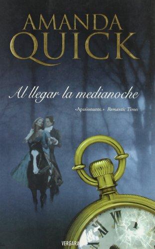 Al llegar la medianoche (Spanish Edition)