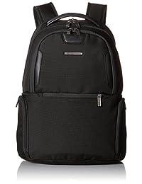 Briggs & Riley Atwork Medium Multi Pocket Backpack, Black, One Size