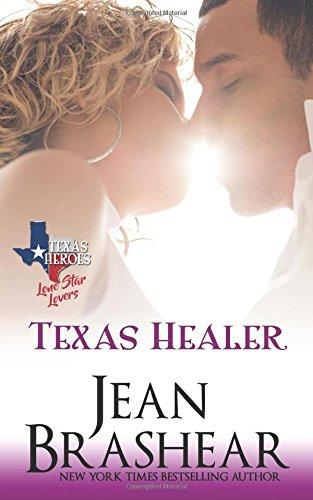 book cover of Texas Healer
