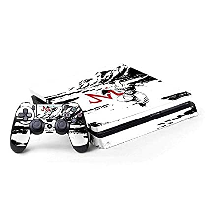 Ps4 Slim Console Controllers Skin Dragon Ball Z Majin Buu Vinyl Decals Stickers Video Games & Consoles Faceplates, Decals & Stickers