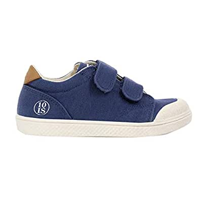 10is Blue Velcro For Boys