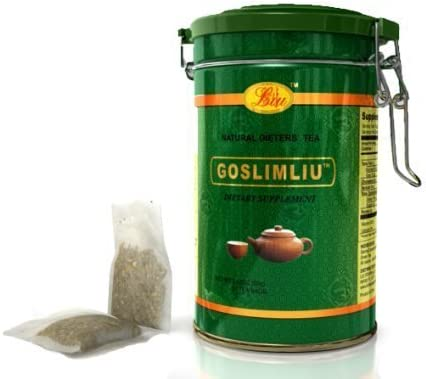 Goslimliu Tea Natural Dietary Supplement