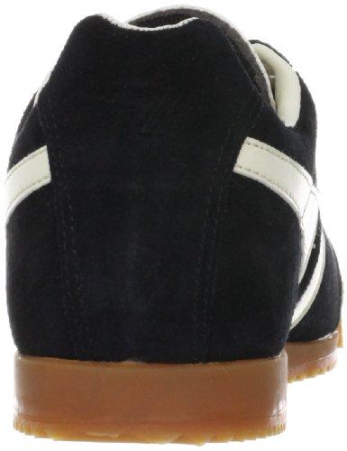 Gola Kiekendief Nieuwe Suède Cma192 Sneaker Bo / Zwart