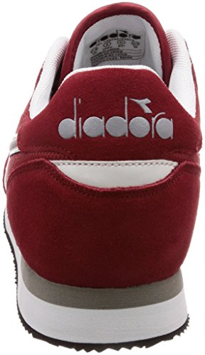 Diadora Sneaker Run Rosso Uomo 55012 Cupo Rosso Simple fr6Pqf