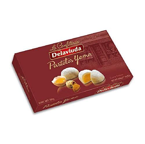 Delaviuda - Pasteles de Yema 300gr Calidad suprema - Sin Gltuen: Amazon.es: Alimentación y bebidas
