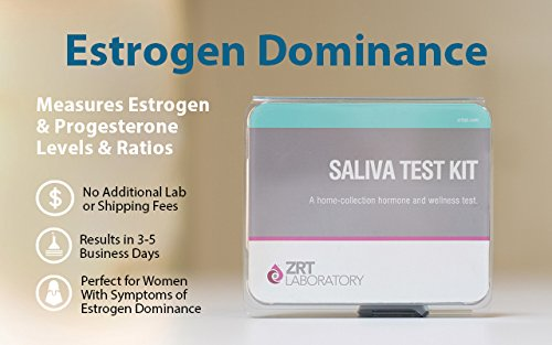 ZRT Estrogen Dominance Saliva Home Test Kit (E2 & Pg) by TestCountry/ZRT Laboratory (Image #1)