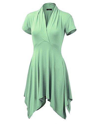 mint green top - 3