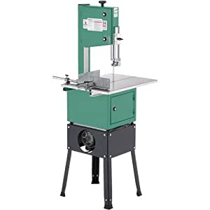 Grizzly H6246 Heavy-Duty Meat Saw with Sliding Table