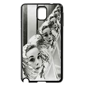 audrey hepburn quotes High Qulity Customized Cell Phone Case for Samsung Galaxy Note 3 N9000, audrey hepburn quotes Galaxy Note 3 N9000 Cover Case
