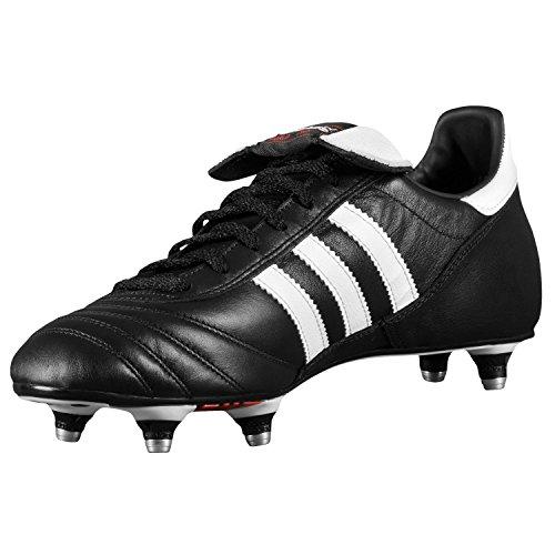 Scarpe Cup nero Calcio bianco Unisex adidas da World S4SwT