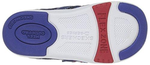 Skechers Cruzer - Zapatillas de material sintético para niño azul - Blau (NVRD)