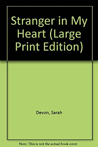 book cover of Stranger in My Heart