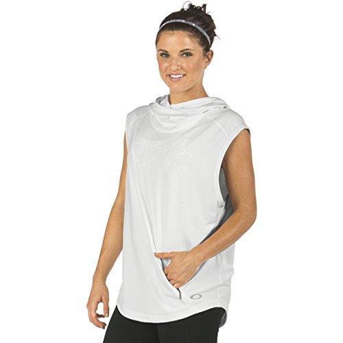 Oakley Womens High Tide Cover Up Sweater Tank Shirt Medium - Sale Oakley Shop