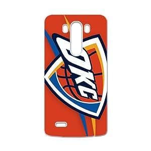 Happy OKC team logo Cell Phone Case for LG G3