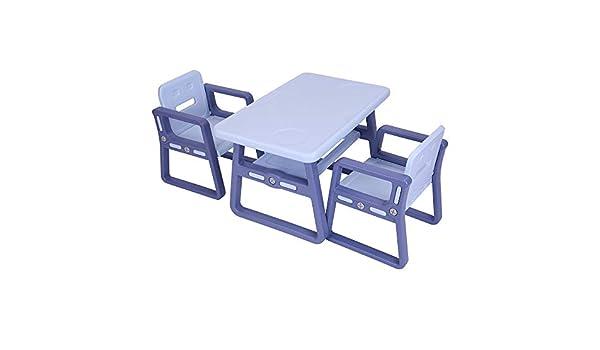 Tremendous Amazon Com Ryokozashi Kids Table And Chairs Set Toddler Inzonedesignstudio Interior Chair Design Inzonedesignstudiocom