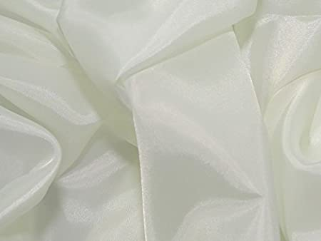 Premium Plain Black Soft 100/% Polyester Crepe Dress Lining Fabric Material Craft