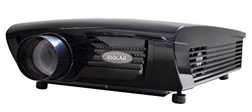 Digital Galaxy DG-737 HDMI 1080P Compatible LCD Projector,US warranty and support by Digital Galaxy