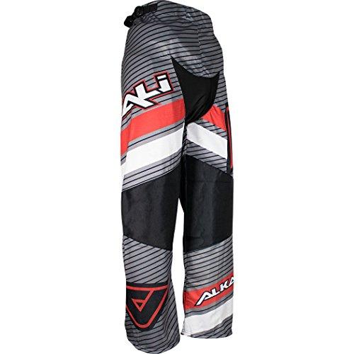 Hockey In Line Pants (Alkali RPD Visium Inline Hockey Pants (Black/Red - SR Large))