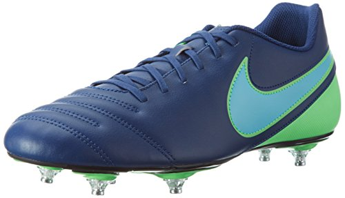Polarized Men 's Sg Blue NIKE Coastal Blue Rage Football Rio Green Boots Tiempo Iii Blu RqdgxAgPwB