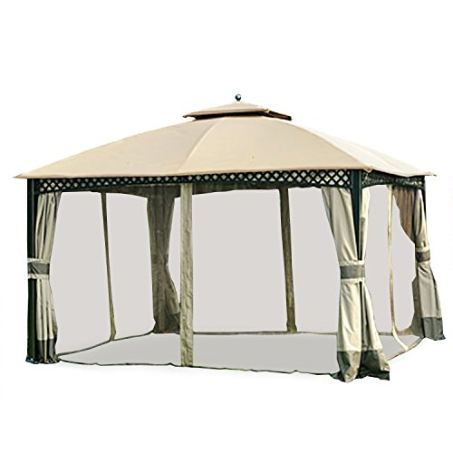 Garden Winds Replacement Canopy for the Windsor Dome Gazebo - 350