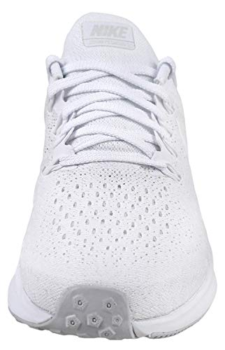 White NIKE 35 Air pure White 100 Multicolore Zoom Pegasus Running Scarpe Platinum Summit Donna rrqxw8Ct