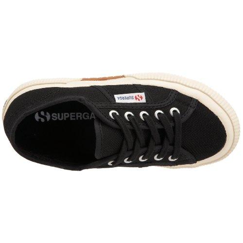 jcot De Nero Niños Classic 2750 Superga Black 999 Zapatillas Gimnasia Unisex 54ASwq