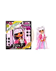 L.O.L. Surprise OMG Remix Kitty K Doll with Accessories