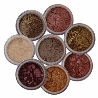 Itay Mineral Cosmetics 8 Stacks Eye Shadows Earth Natural Colors in Nature Beauty For Sale