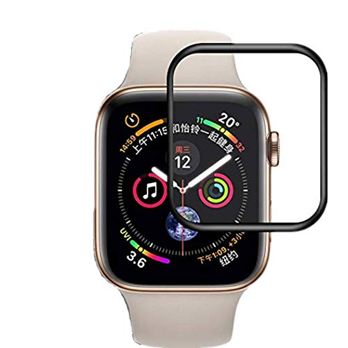 info for 88435 8c47d Amazon.com: for Apple Iwatch Series 4 44mm 3D Glass Screen Protector ...