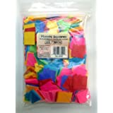 Mosaic Squares 1 inch Assorted Bright Color Paper Cardstock