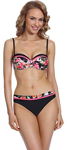 53mia Style Donna Merry Bikini 3 Push up Modello P509 Y6xzUwq