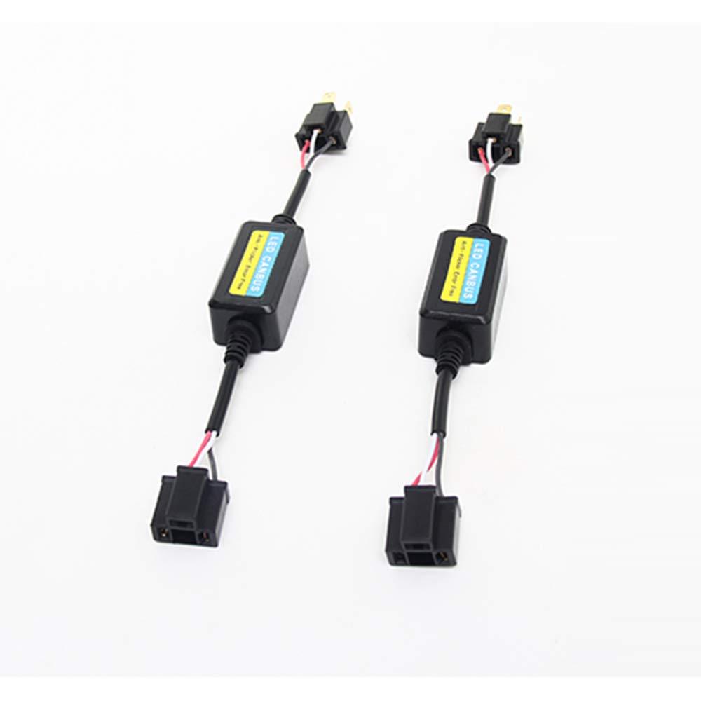 Diesel Auto 2Pcs/Super/CANBUS/Decoder/LED/Headlight/Fog/Light/H11 H8 H9/Xenon/HID/Ballast/Conversion/Kit/Car/Anti-Flicker/Warning/Canceller/Error/Capacitor/