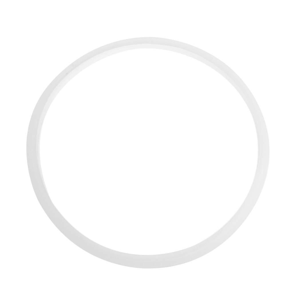 SimpleLife Cucine a Pressione Guarnizione in Gomma siliconica Guarnizione a Tenuta con Guarnizione per Cucina