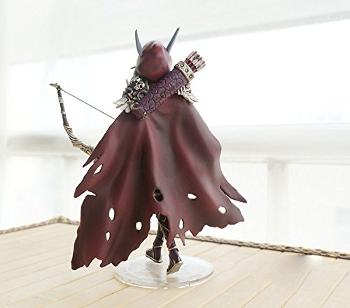 WOW-Wrath-of-the-Lich-King-Lady-Sylvanas-Windrunner-PVC-Figure-Doll-Toy-World-of-Warcraft-Toy-Model