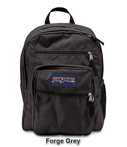 Best JanSport Big Student Solid Colors Backpack B1025: Forge